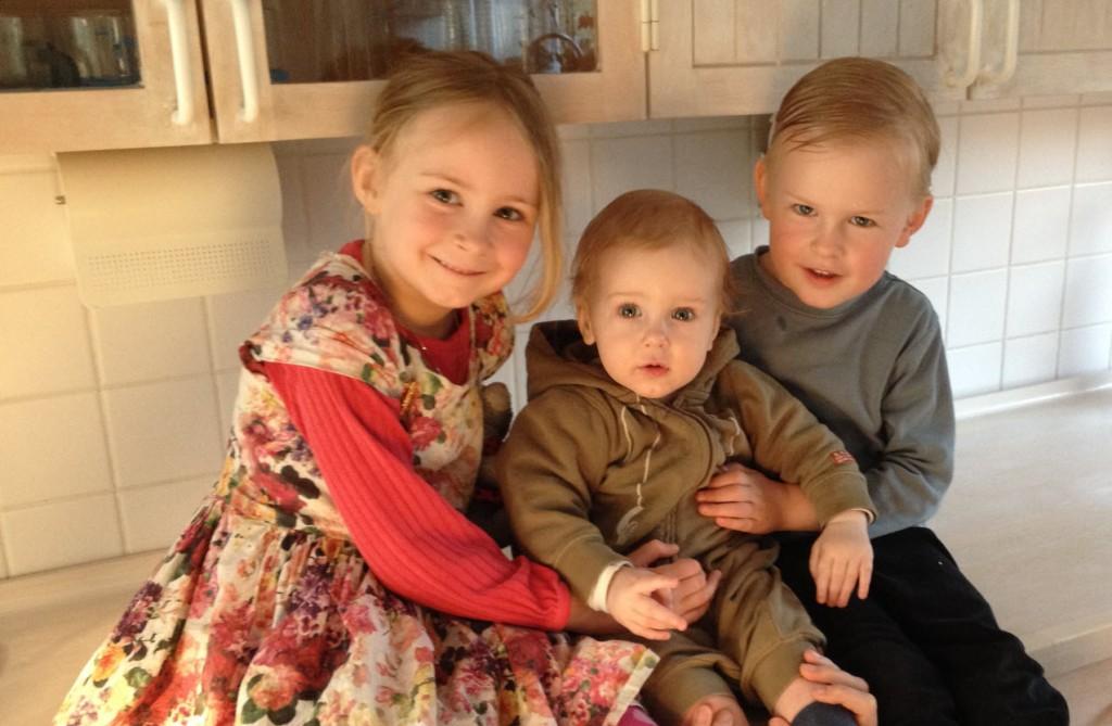 Ida, Bjørn & Arthur