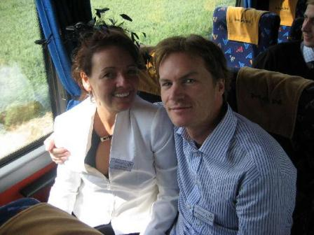Christian&Julie-bus