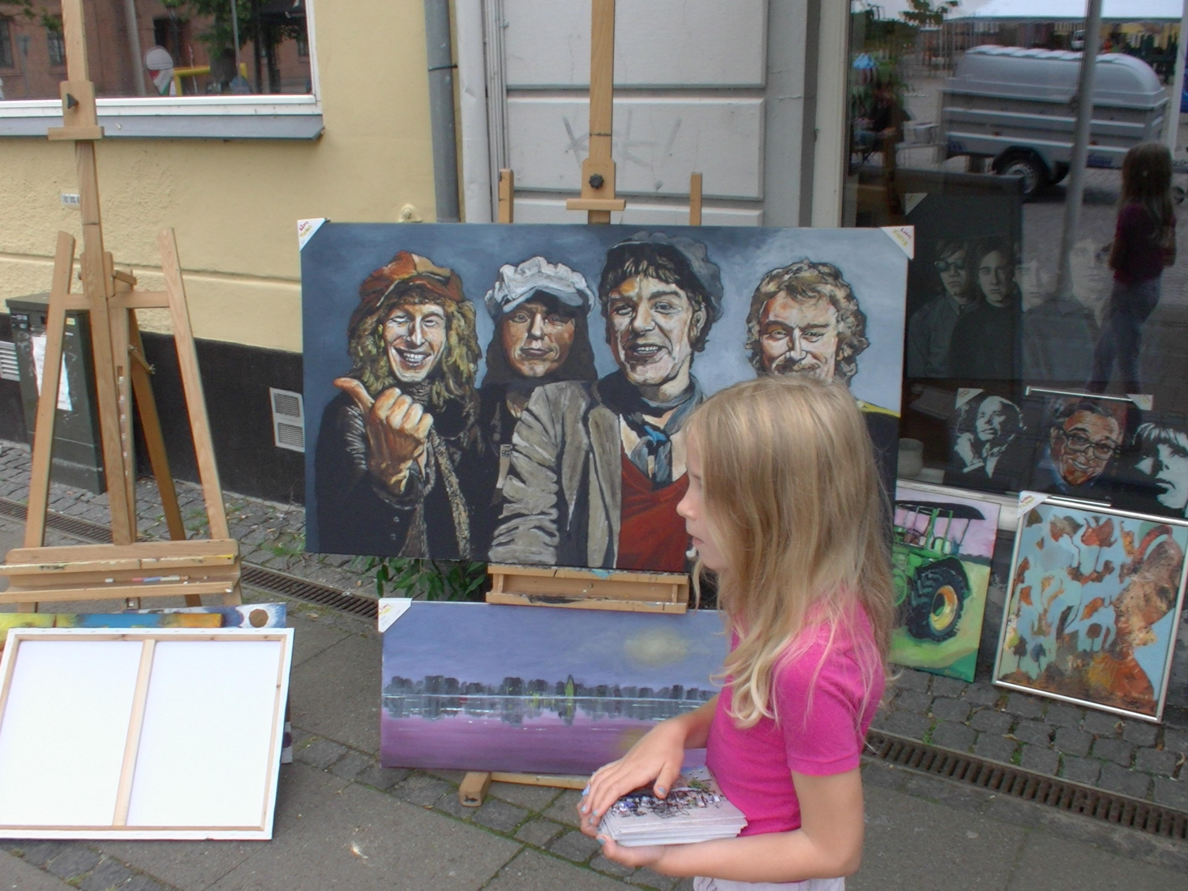 En lille billedserie fra årets Lions Marked i Sorø