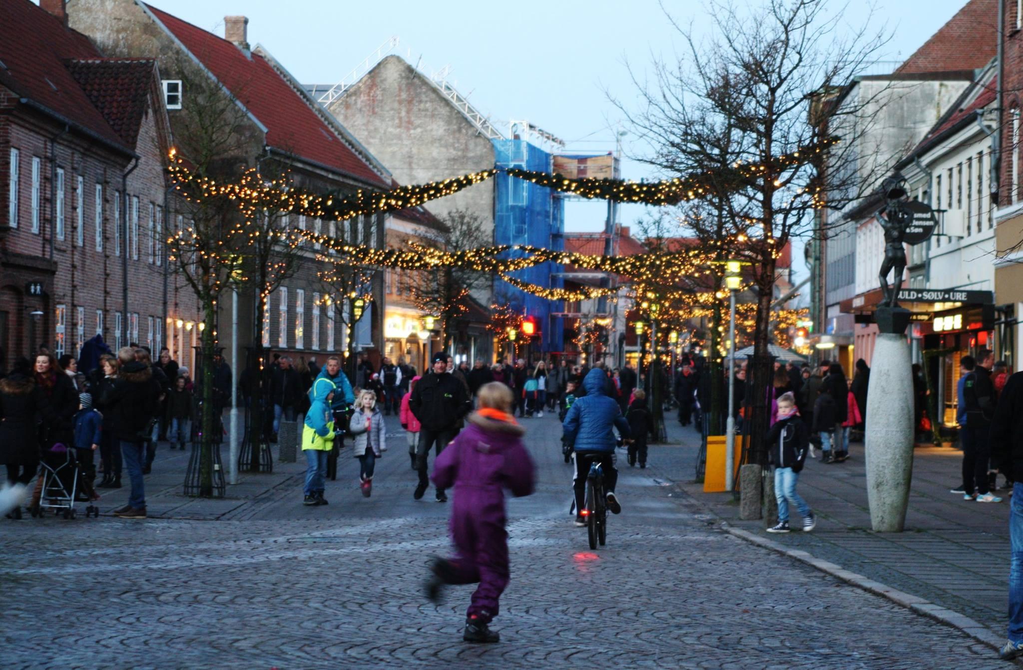 Jul i Sorø