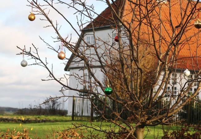 Julemarked på Tersløsegård