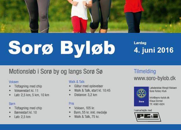 Sorø Byløb 2016