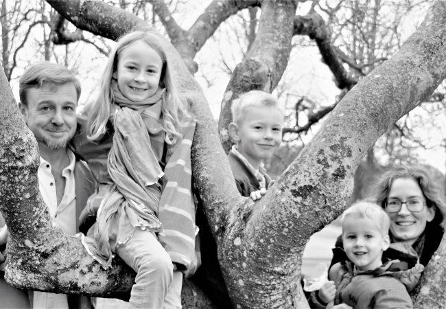 Lidt familiebilleder